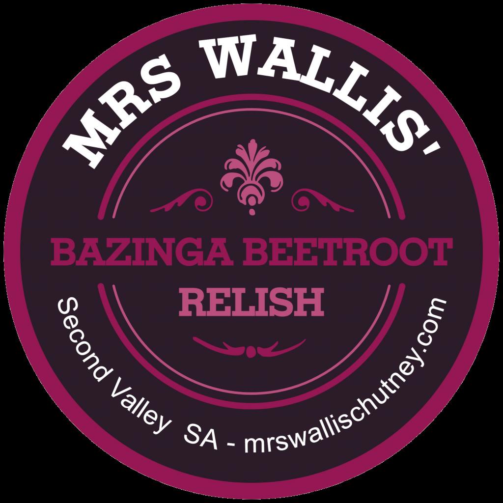 Bazinga Beetroot Relish