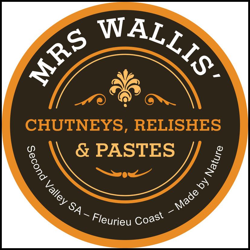 MRS WALLIS' CHUTNEYS RELISHES & PASTES