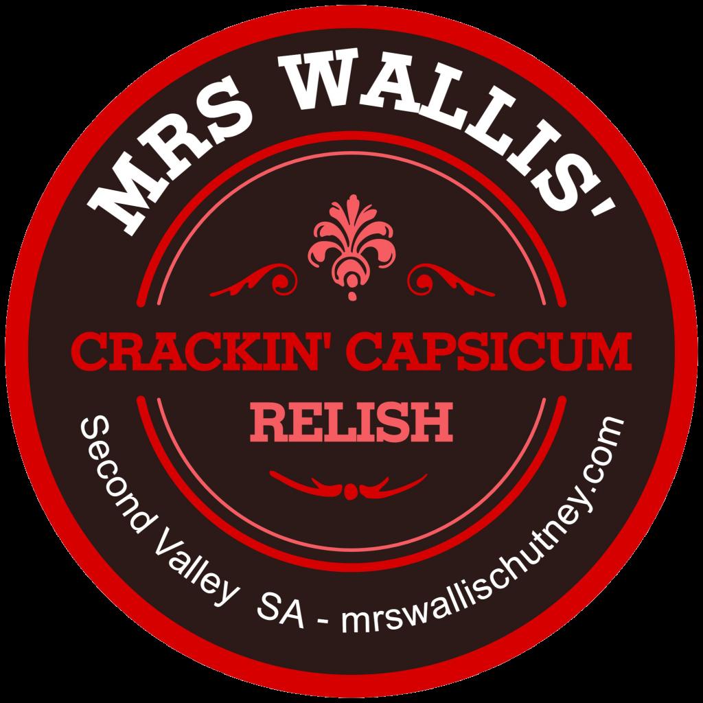 Crackin' Capsicum Relish