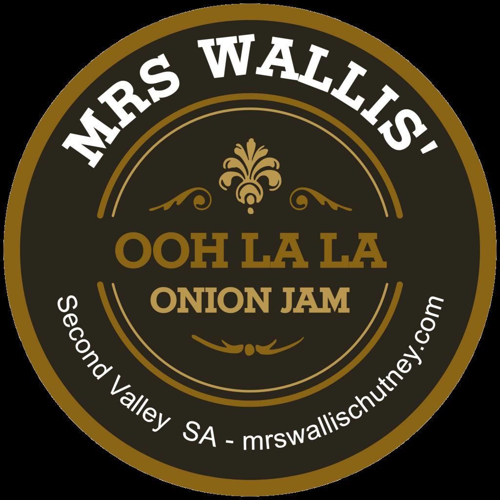 OOH LA LA Onion Jam