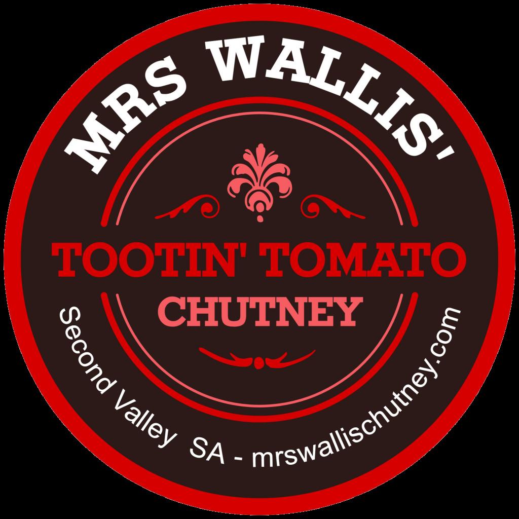 Tootin' Tomato Chutney