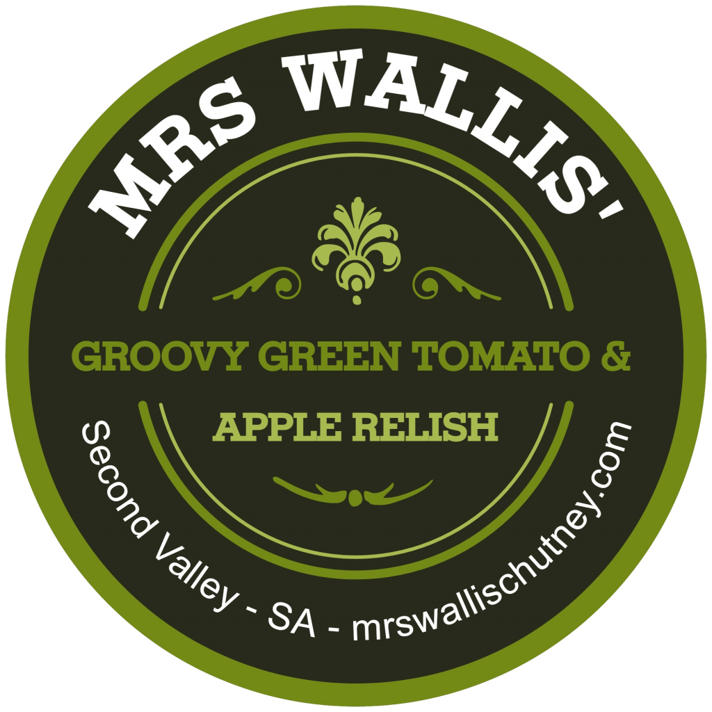 Groovy Green Tomato and Apple Relish